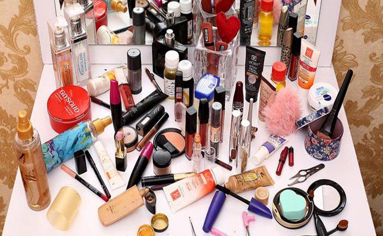 محصولات آرایشی در پخش آماتا